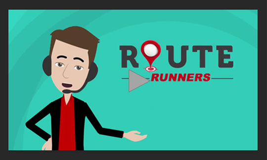 Route Runners Video