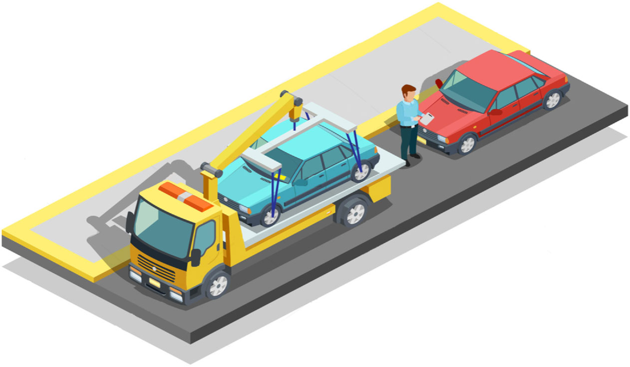 Route Runners How it works vehicle pick up