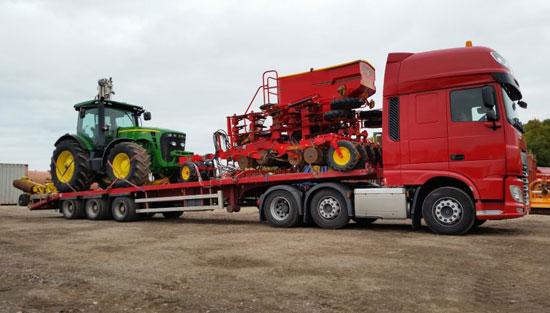 tractor-tarnsport
